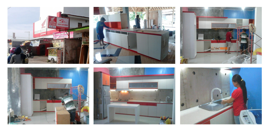 Kitchenset Murah Karawang