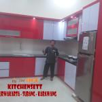 Bikin kitchenset rapih di Purwakarta Kecamatan Jatiluhur