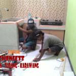 Order kitchenset mewah di Purwakarta Kecamatan Plered