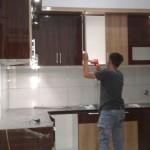 Berapa Harga Permeter Kitchenset yang terpercaya di Karawang Kecamatan Telukjambe Timur